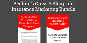 Redbird's Cross Selling Life Insurance Marketing Bundle