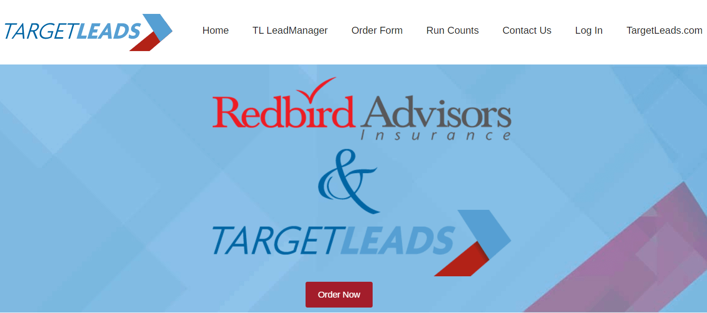 insurance direct mail target leads