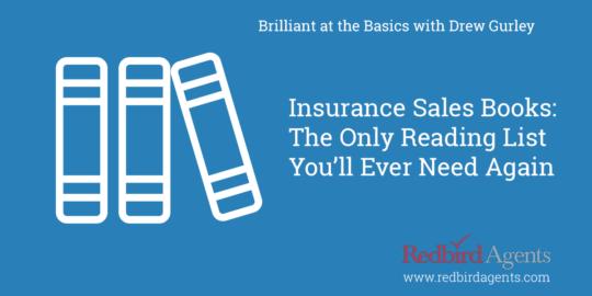 Insurance Sales Books